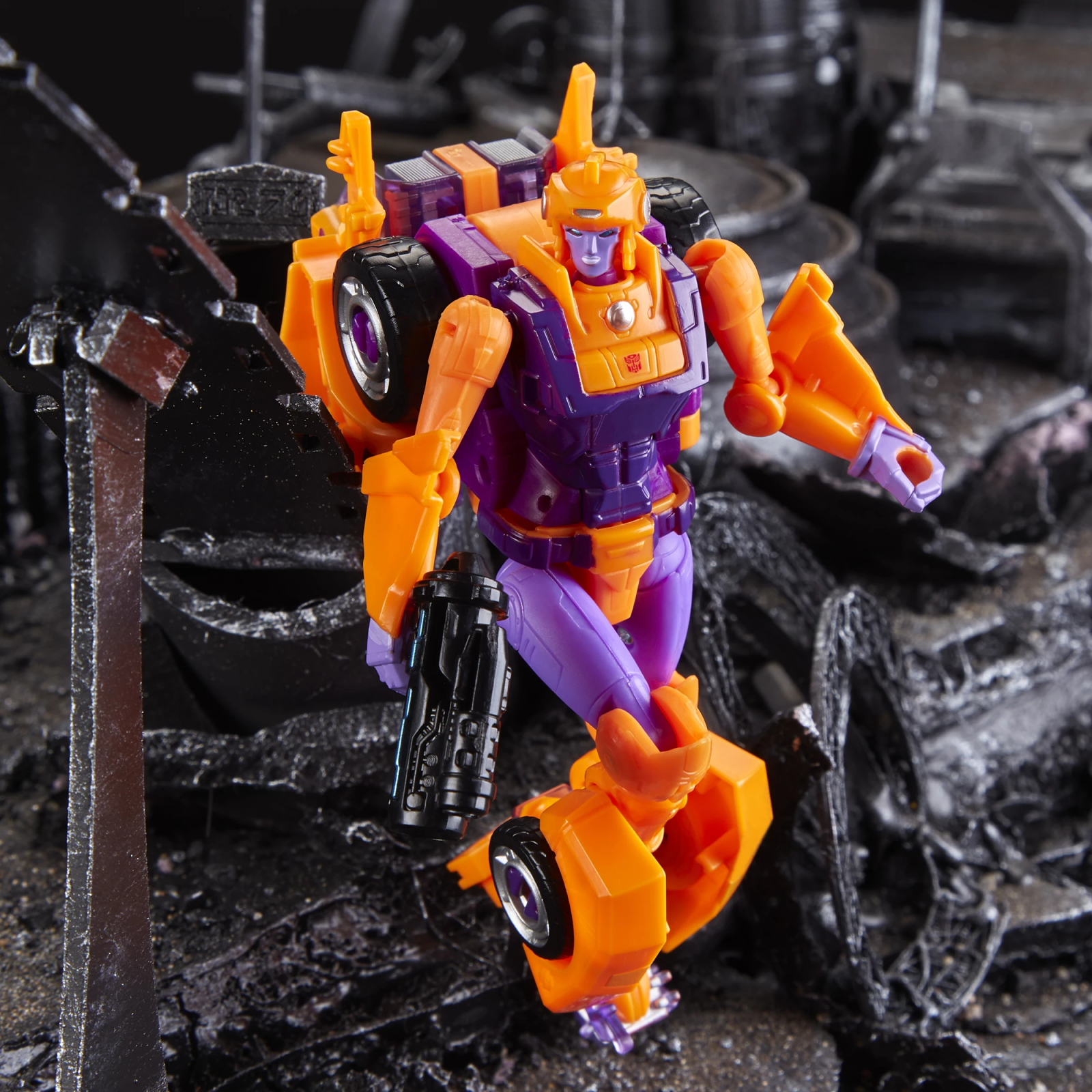 Transformers News: Transformers Generations Selects Lancer Back in Stock at Hasbro Pulse