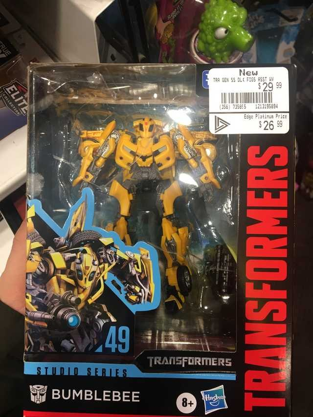 Transformers News: Transformers Studio Series Wave 8 Found In EB Games Canada and Wave 9 Preorders on Amazon