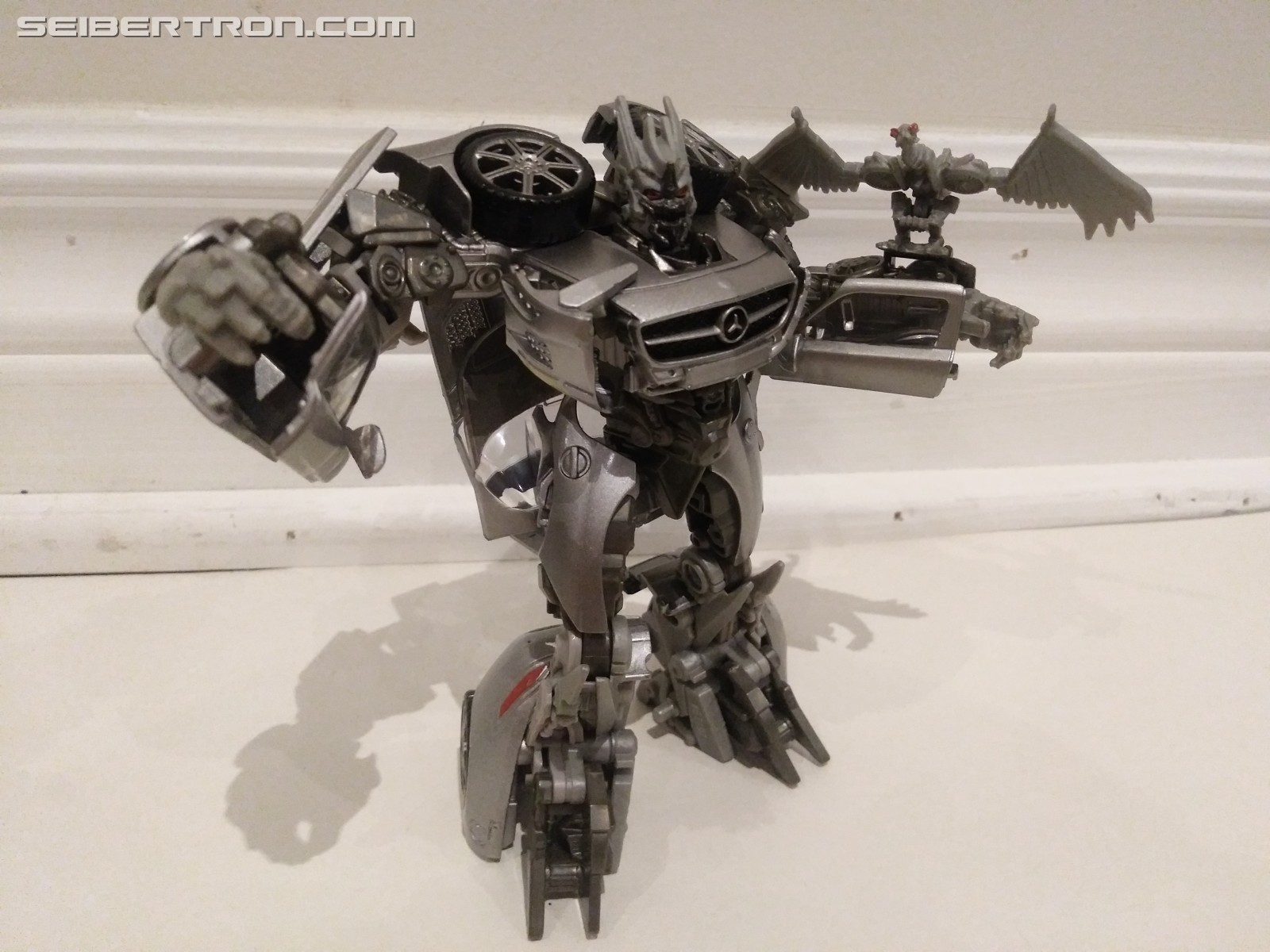 Transformers News: Pictorial Review of Studio Series SS 51 Soundwave