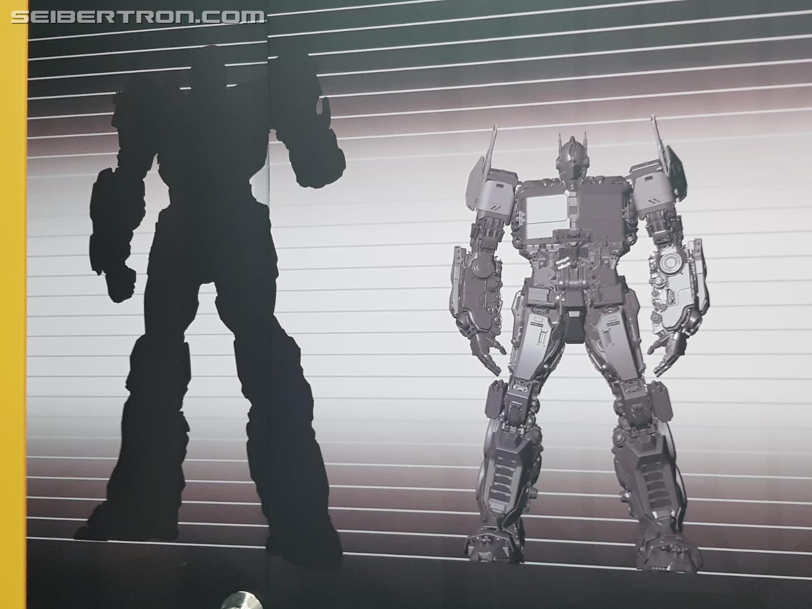 Transformers News: Possible Bumblebee Movie Megatron Figure Coming from Yolopark