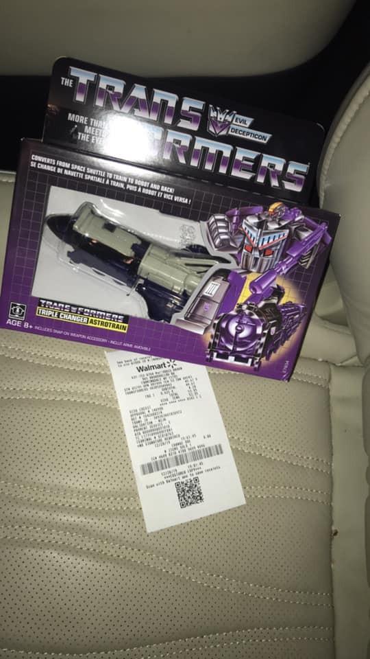 Transformers News: Re: Walmart G1 Transformers Toys Reissues Thread