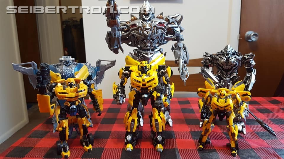 Transformers News: Then and Now - The Updates to my Original Transformers Toys and the Joy and Nostalgia They Bring