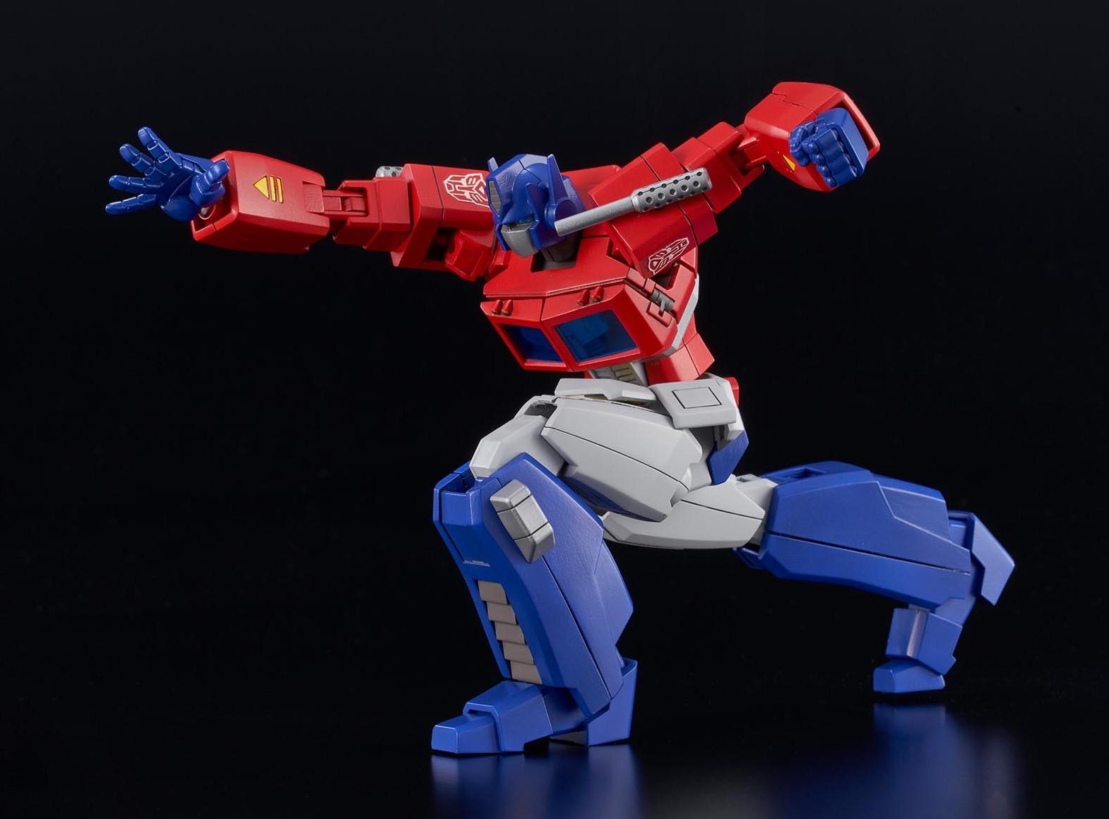 Transformers News: Flame Toys Furai Model Kit G1 Optimus Prime Revealed