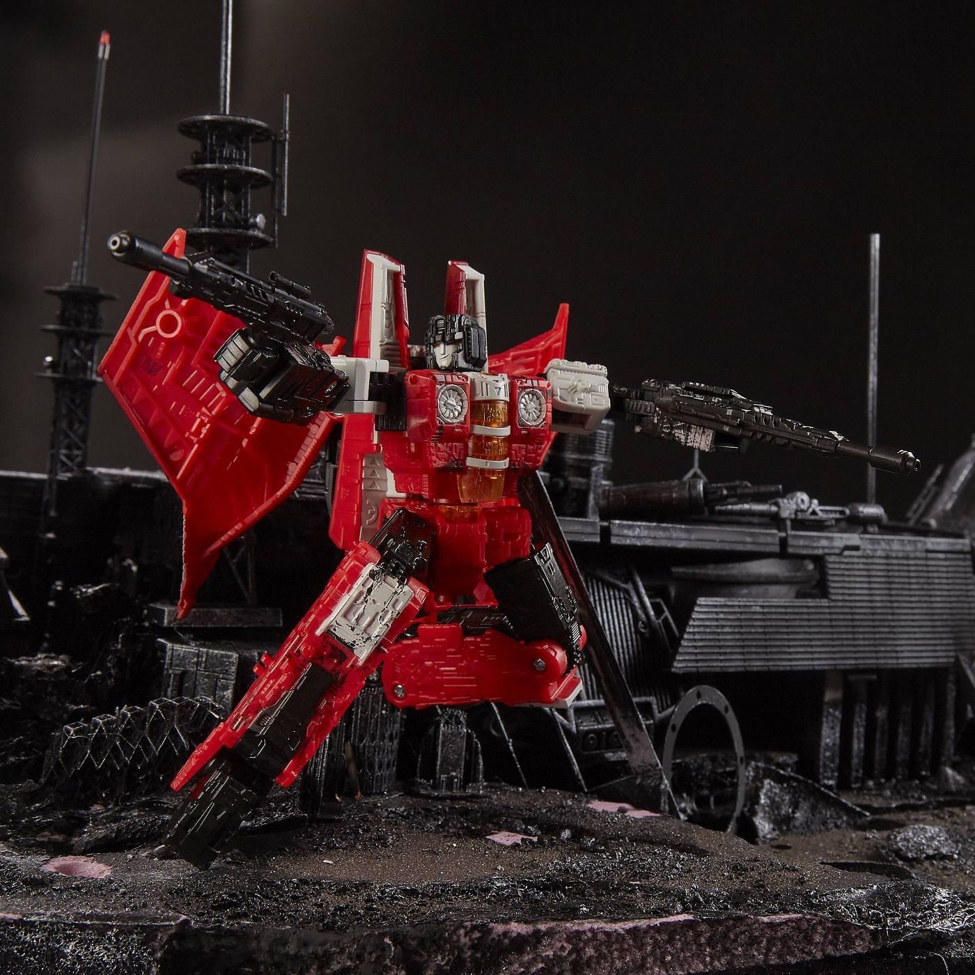 Transformers News: Transformers Selects War for Cybertron Siege Red Wing Back in Stock at Target.com