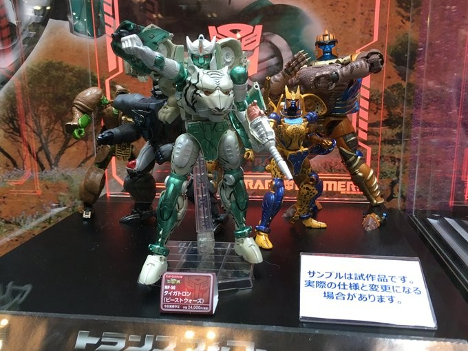 Transformers News: Transformers MP-50 Tigertron Images from Wonder Festival 2020 and $220 Price Revealed