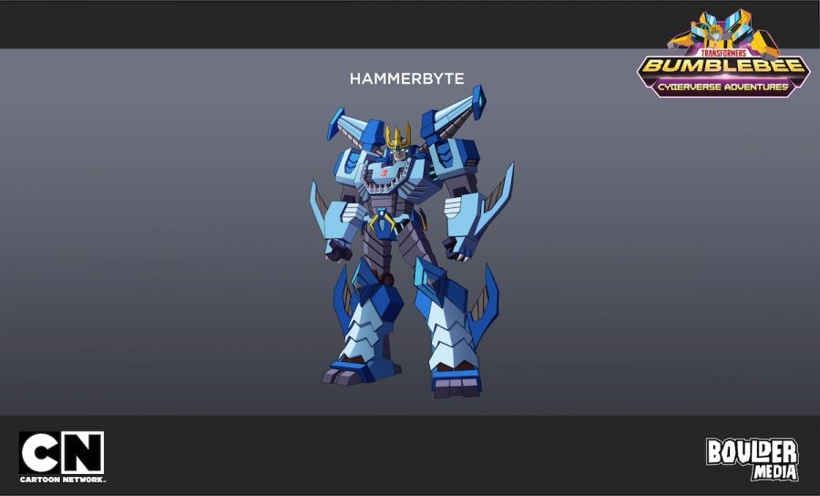 Transformers News: Transformers Cyberverse Season 3 Toys Revealed Hammerbyte, Thunderhowl, Bumblebee, Optimus Prime