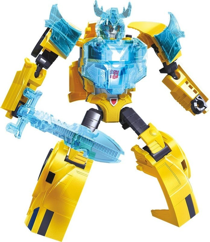 Transformers News: Battle Call Subline Revealed For Transformers Cyberverse Toyline