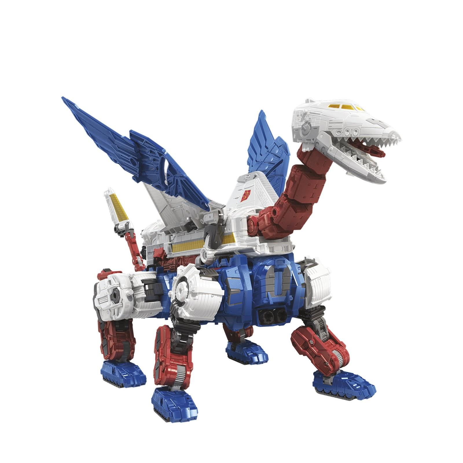 Transformers News: Transformers Earthrise Deluxe Arcee, Fasttrack, Commander Sky Lynx, Titan Scorponok Revealed