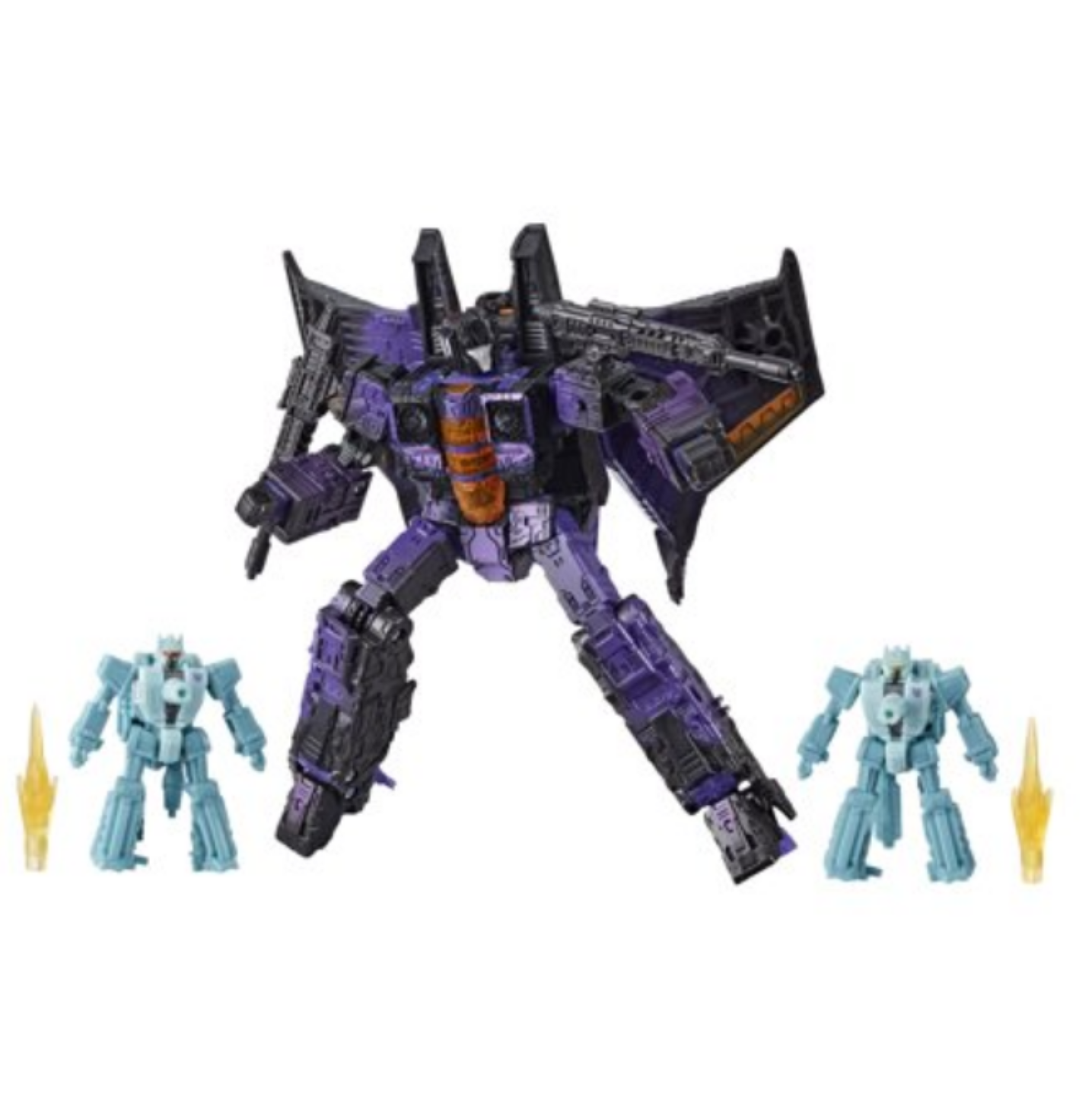 Transformers News: Transformers Netflix Series Exclusive Megatron and Hotlink Found in Canada