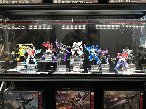 Transformers News: Seibertrion Presents #HasbroToyFair 2020 Coverage With Huge Display From Flame Toys