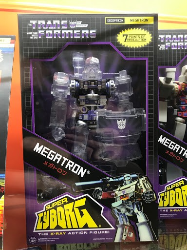 Transformers News: Seibertron Presents Super 7 Reaction Figures, Super Cyborgs, More from #HasbroToyFair 2020