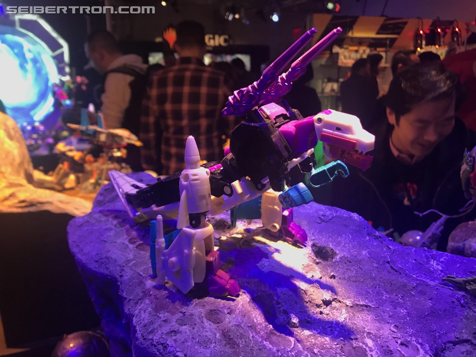Transformers News: Seibertron Covers Earthrise Reveals at #HasbroToyFair 2020 With Sky Lynx, Allicon, Arcee, Scorponok