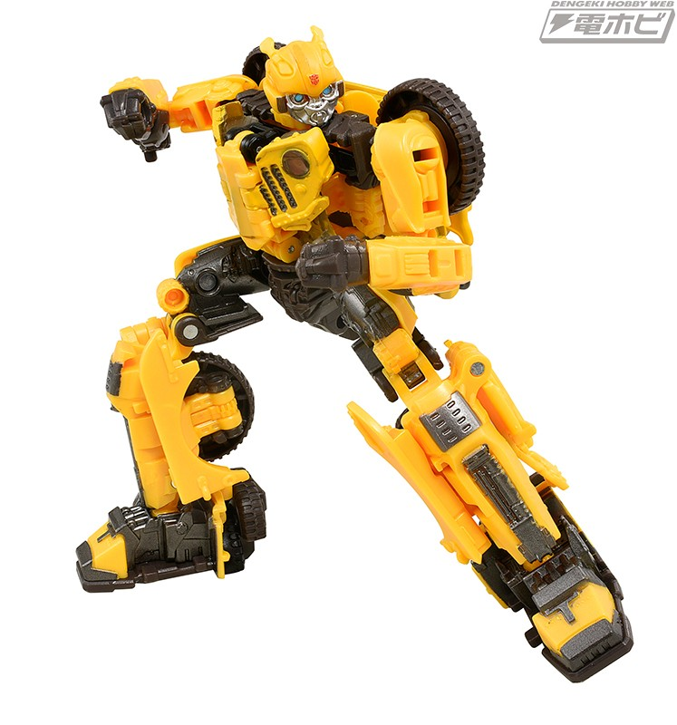Transformers News: New Images - Transformers Studio Series Offroad Bumblebee and Sentinel Prime