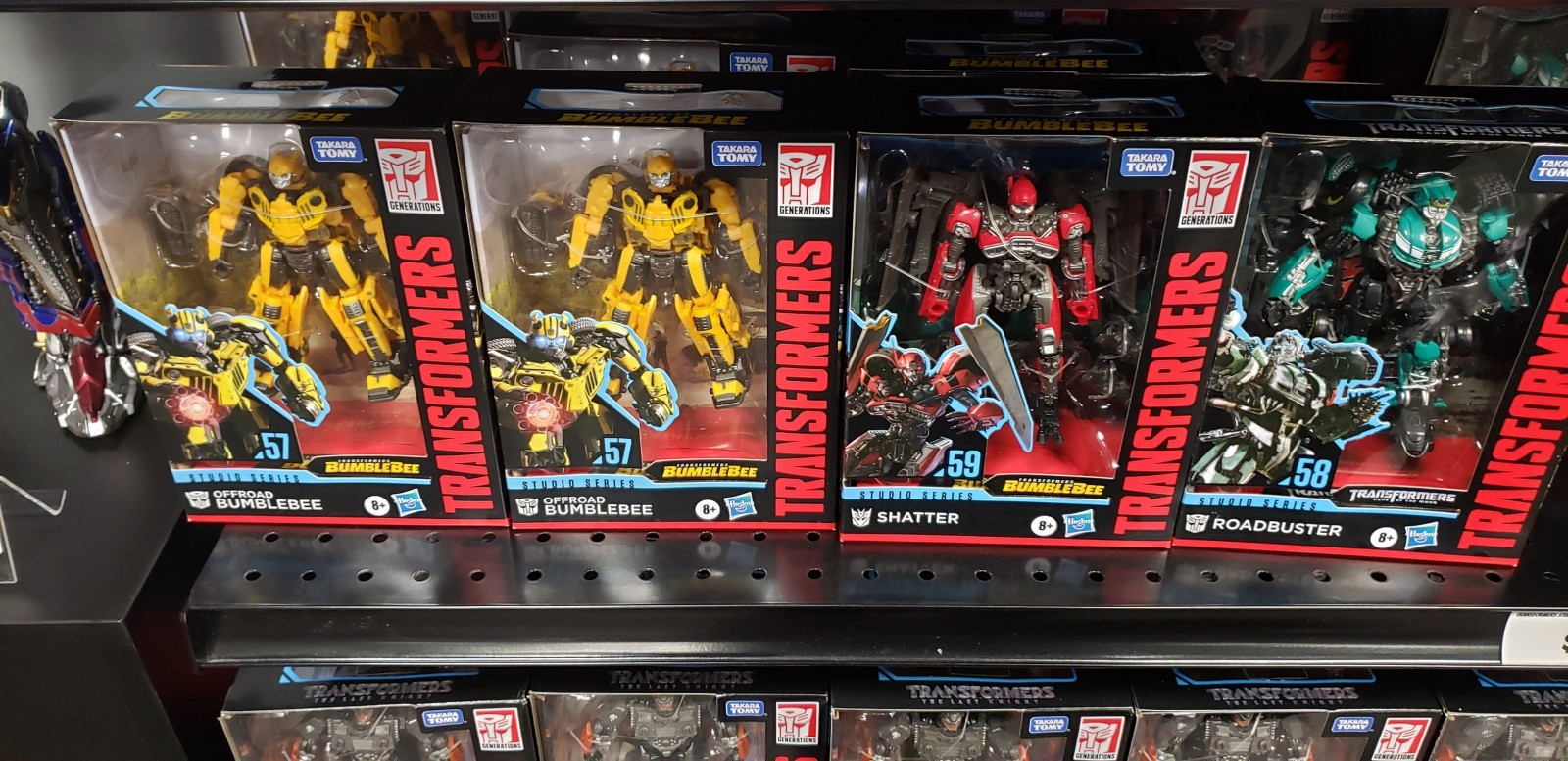 Transformers News: Studio Series Wave 9 and Earthrise Battle Masters Wave 1 Found at U.S. Retail