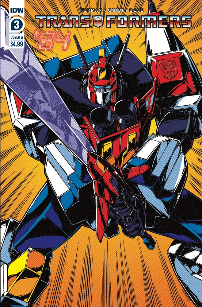 Transformers News: IDW Transformers Comic Book Solicitations for June 2020 Apes and Alpha Trion