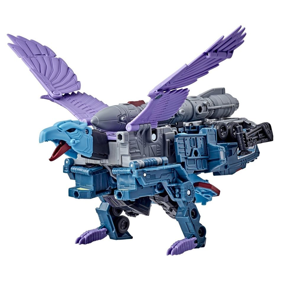 Transformers News: New Stock Images of Transformers Earthrise Doubledealer
