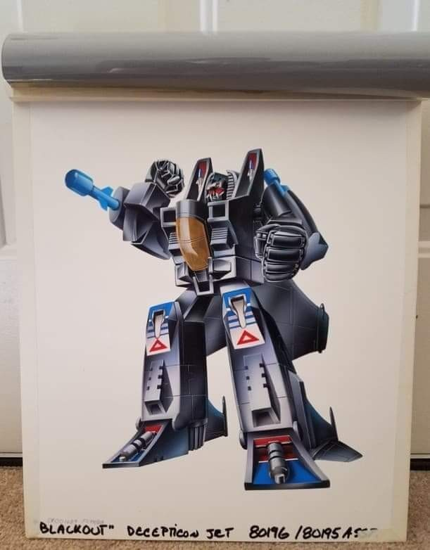 Transformers News: G2 Seeker Redeco Name Revealed by Author Jim Sorenson