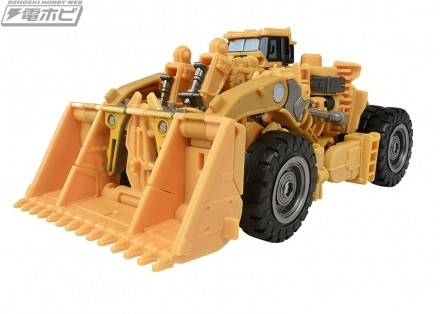 Transformers News: New Stock Images of Transformers Studio Series Roadbuster and Scrapper