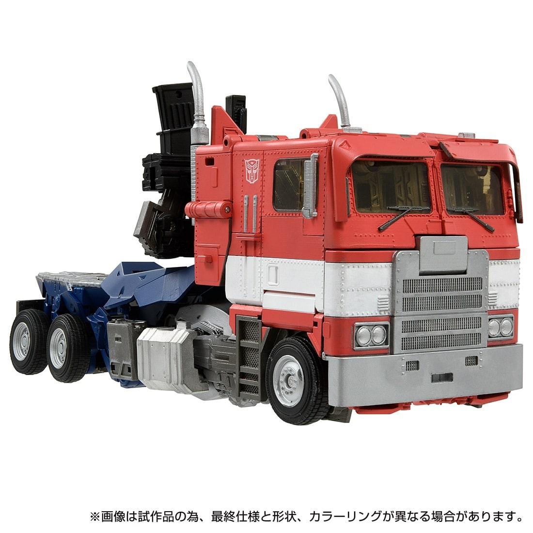 Transformers News: New MPM-12 Bumblebee Optimus Prime Movie Still Images
