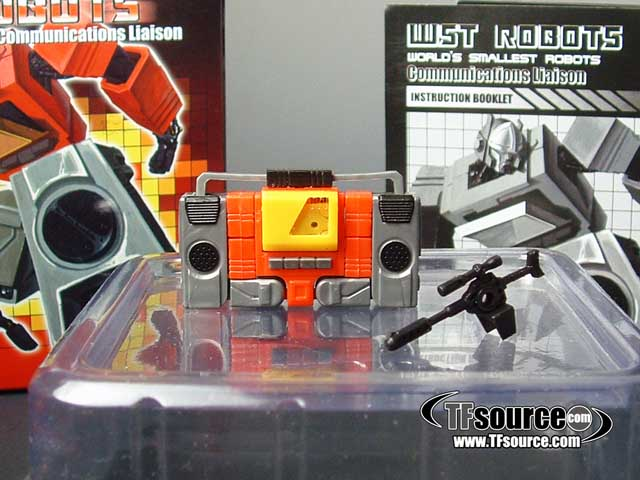 WST Communications Liaison Arrives at TFsource.com